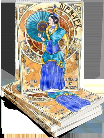 Dien-Vek: An Ashelon Novella
