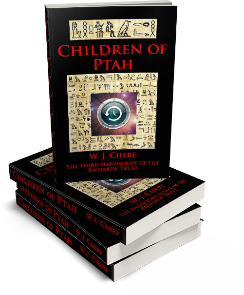 CHILDREN OF PTAH: RICHARD'S TRUST VOL. 3