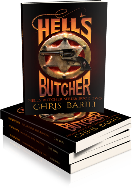 Hell's Butcher: The Hell's Butcher vol. 2