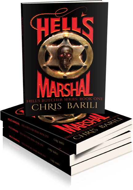 Hell's Marshal: Hell's Butcher vol. 1