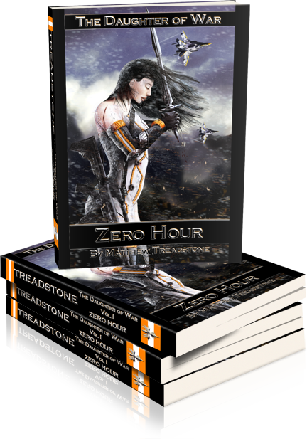 The Daughter of War: Zero Hour (Volume 1)